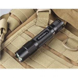 Convoy S8 Cree XM-L2 7135*4 2 Groups 3/5 Modes Mini LED Flashlight