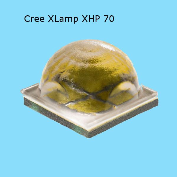 Cree XLamp XHP 70 32W 4000 Lumen Leistungs LED Emitter Taschenlampe