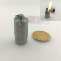 DQG Titanium Alloy Super Mini Lighter