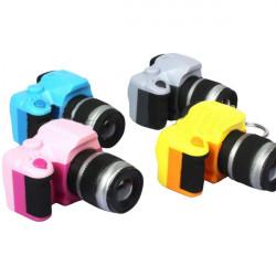 DSLR Kamera LED Schlüsselanhänger mit Flashigh Funktion Farbe Optional