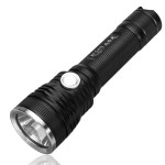 Dipper H36 Cree XM-L2 U2-1A 5-Mode 700 Lumens 18650 LED Flashlight Flashlight