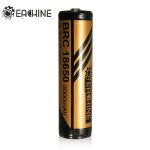 EACHINE 3000mAh 3.7V 18650 Protected Rechargeable Li-ion Battery Flashlight