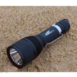 Adleraugen X6 CREE XM L2 U2 1A / 3C 5modes LED Taschenlampe
