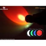 Taschenlampe Diffusor Filter für Olight SR51 M3X Surefire M6 UB3T Taschenlampe