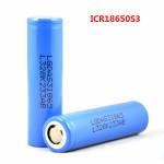 ICR18650S3 3.6V 2200mAh Uppladdningsbart Lithium-ion Batteri Ficklampor