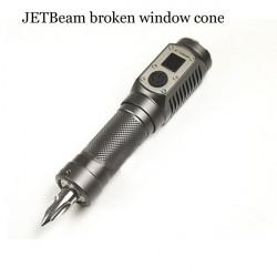 JETBeam Brutna Windows Cone för Självförsvar Cone