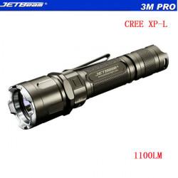 JETBeam Jet-III M 3M PRO CREE XP-L 1100LM LED Ficklampa