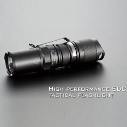 JETBeam PC10 XM-L T6 High-performance Tactical Flashlight (1*CR123A)