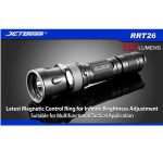JETBeam RRT26 Cree XM-L2 T6 7 Funktioner 980LM Tactical LED Ficklampa Ficklampor