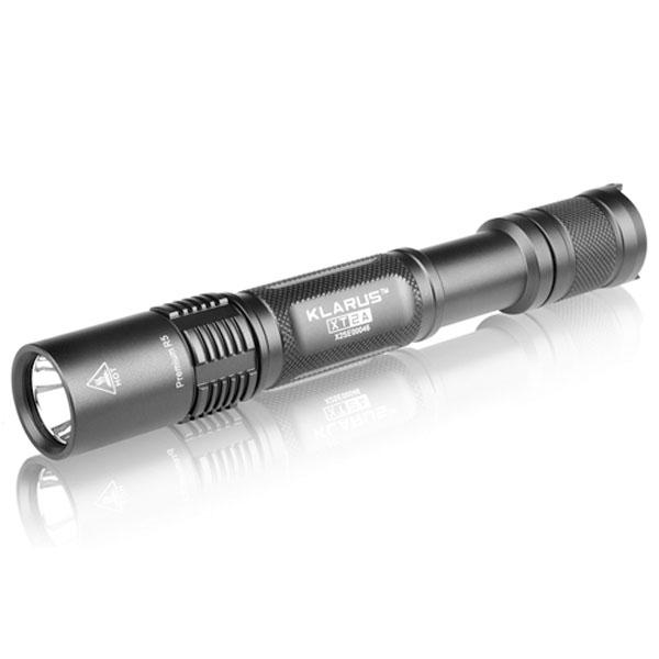 Klarus XT2A CREE XP-G2 280lm 4 Mode Tactical LED Ficklampa Ficklampor