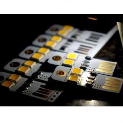 LG LED Doppelseitige Einfügen USB Licht Ultradünne Licht