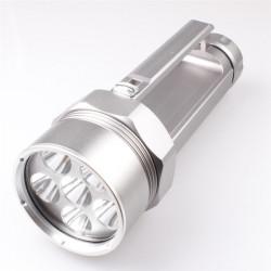 LT-DV800 6xCREE XM-L T6 4500LM 5-Mode Vattentät LED Ficklampa