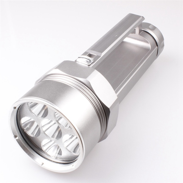 LT-DV800 6xCREE XM-L T6 4500LM 5-Mode Waterproof LED Flashlight Flashlight