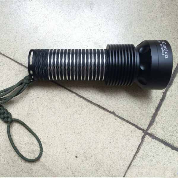 Magic Scorpion Transformers MTG2 5modes 2200lm Flashlight Flashlight