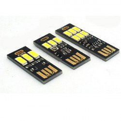 Mini Mobil Ström USB Campa Lampa Lysdiod Lampa Datornatt