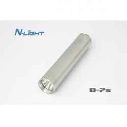 N Licht B 7 Cree XP G R5 320Lumens 18650 Metall Farben LED Taschenlampe