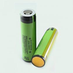 NCR18650B 3400mAh 3.7V Gold Plating Rechargeable Li-ion Battery