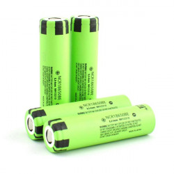 NCR18650BE 3200mAh 3.7v Original Li-ion Rechargeable Battery