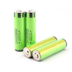 NCR18650BE 3200mAh 3.7v Protected Li-ion Rechargeable Battery