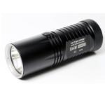 NiteCore EA4 XM L U2 kühles Weiß Licht 5 Modus 860Lm LED Taschenlampe Taschenlampe