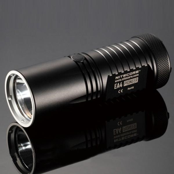 NITECORE EA4 XM-L U2 Neutral White Light 5-Mode 860Lm LED Flashlight Flashlight