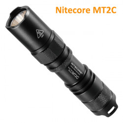 NITECORE MT2C CREE XP-G R5 360Lm 6Mode LED Ficklampa (1 * 18650)