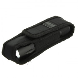 New Black Holster Cover Pouch for Ultrafire SureFire Flashlight Torch