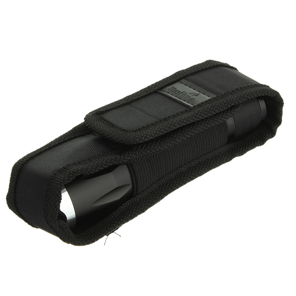 New Black Holster Cover Pouch for Ultrafire SureFire Flashlight Torch Flashlight