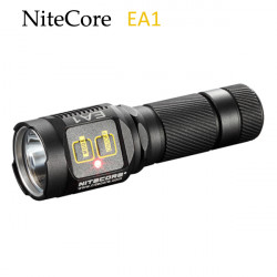 NiteCore EA1 CREE XP-G R5 180Lm 5 Mode Tactical LED Ficklampa