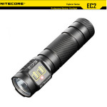 NiteCore EC2 CREE XP-G R5 320Lm 5Mode Tactical LED Ficklampa Ficklampor