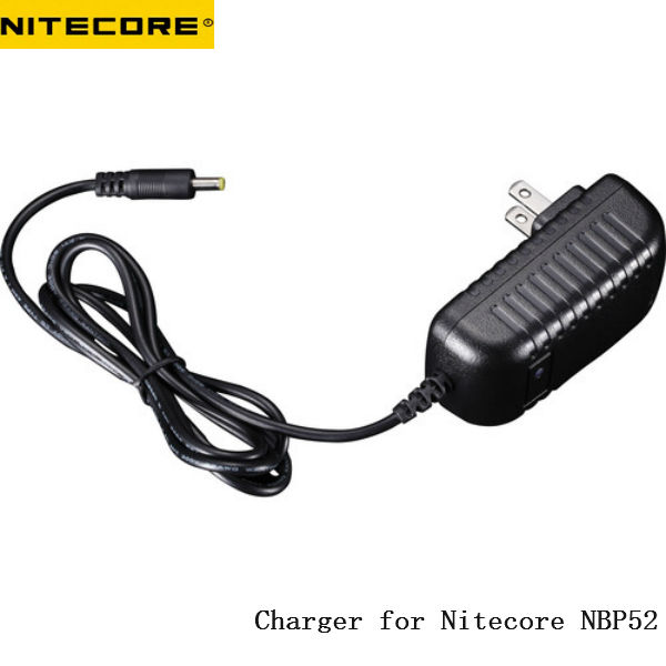 Nitecore 2A Charger For Nitecore NBP25 Battery Pack 2000mA Flashlight
