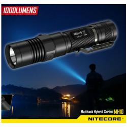 Nitecore MH10 CREE XM-L2 U2 1000LM Multitasking LED Ficklampa
