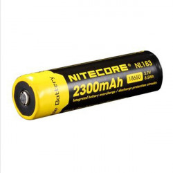 NiteCore NL183 18650 2300mAh 3,7 V Li Ionen Akku