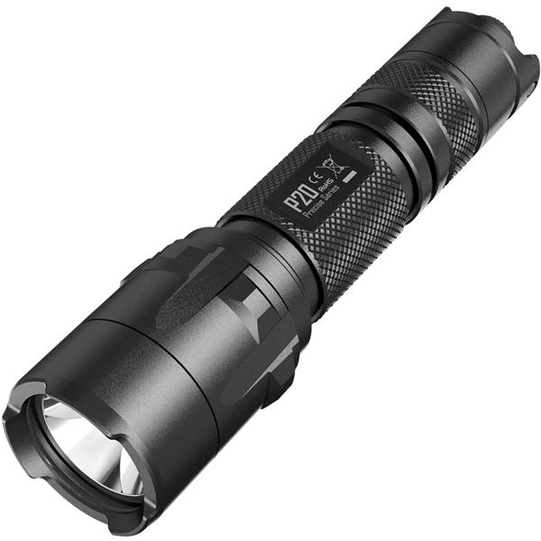 Nitecore P20 CREE XM-L2 (T6) 800LM Tactical LED Ficklampa Ficklampor