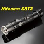 Nitecore SRT5 CREE XM-L2 T6 750LM EDC Tactical LED Flashlight Flashlight