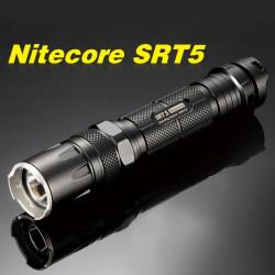 Nitecore SRT5 CREE XM-L2 T6 750LM EDC Tactical LED Ficklampa