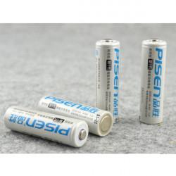Pisen 2000mAh 1.2V Uppladdningsbart Ni-MH AA Batteri 2st