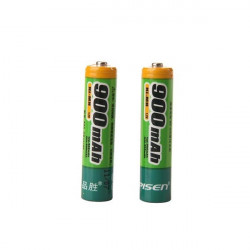 Pisen 900mAh 1.2V AAA 1000 Cycles NI-MH Rechargeable Batteries 2PCS