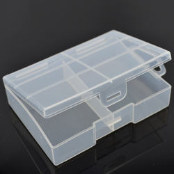 Plastic Battery Storage Case Holder Box for AAA Battery