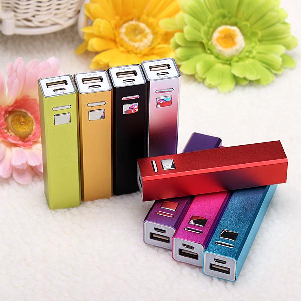 Power Bank 18650 Battery DIY Charger Portable for Flashlight Flashlight