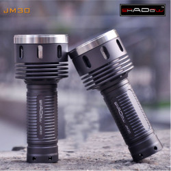 Shadow JM30 CREE XP-L / MT-G2 1000LM 4Modes Super Bright LED Ficklampa