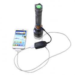 Smart SpänningsOmvandlare Konverter 4.2V till 5V för Mobiltelefon