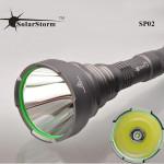 Solarstorm SP02 CREE XM-L U2 5modes 880lm LED Flashlight a18650 Flashlight