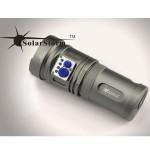 Solarstorm Warrior 3xCREE XM-L U2 2000LM LED Flashlight 3x18650 Flashlight