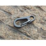 TI-TC4 Medium Titanium Claw för RFK EDC Hang Spänne Keychain Ficklampor
