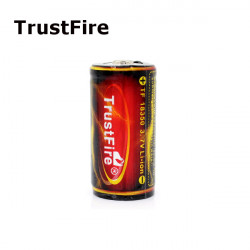 TrustFire TF 18350 1200mAh 3.7V Li-ion Battery With Protected
