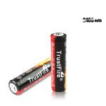 Trust TF 18650 2400mAh 3.7V Li-ion Laddningsbart Batteri Ficklampor