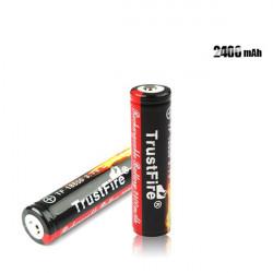 Trust TF 18650 2400mAh 3.7V Li-ion Laddningsbart Batteri
