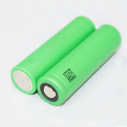 US18650V3 2250mAh 3.7V 10A Genopladeligt Li-on Batteri 1stk