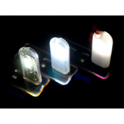 USB Touch Lampe Med Recation Switch LG Samsung LED Lys